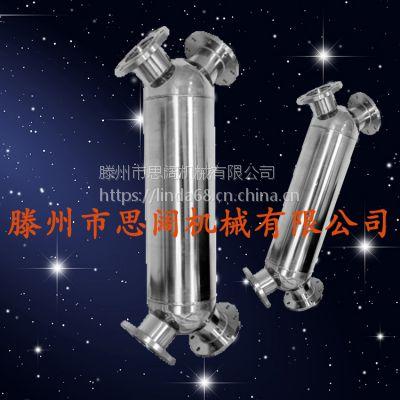 北京沼气降温不锈钢管壳式换热器