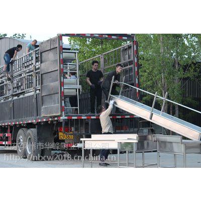 【山东华峰】成品不锈钢小便槽销售、批发、定制一站式服务