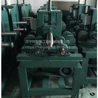 立式弧度弯管机 _滚动式弯管机——联静|特价供应