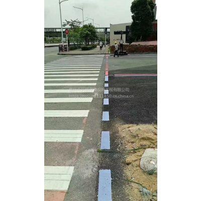 供应广东惠州阡陌道路划线