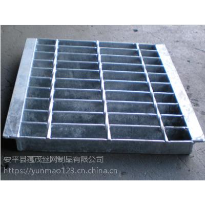厂家生产销售镀锌钢格板 沟盖板系列 水沟盖板 沟盖板实力厂家