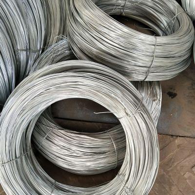 厂家直销2.0镀锌钢丝14号大棚搭架热镀锌钢丝12号低碳钢丝圆形镀锌丝