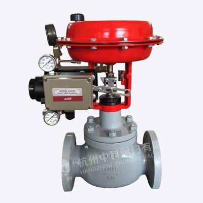 ZXM气动薄膜直通套筒调节阀 气动套筒调节阀