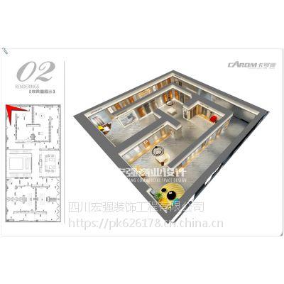 成都展厅设计_成都企业展厅设计_成都展厅装修_成都企业展厅装修