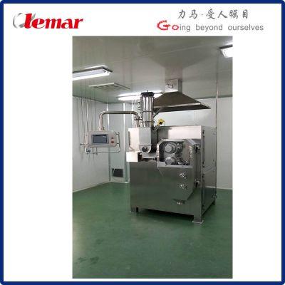 常州力马-10kg/h口服固体制剂干法制粒机、干法辊压制粒机生产厂家