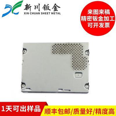 新川厂家直供xcbjjg29冷轧板机箱机柜钣金加工定制