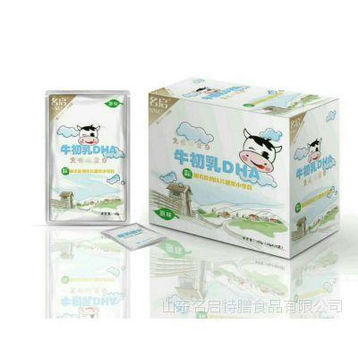生产厂家招代理牛初乳DHA片 牛初乳咀嚼片oem贴牌代加工