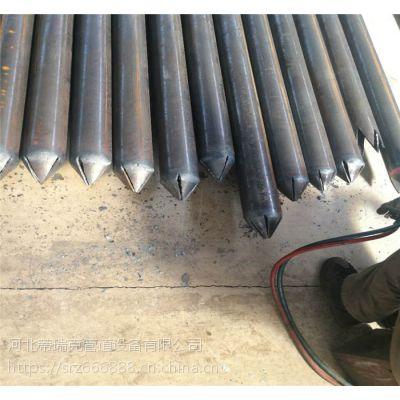 黑龙江绥化注浆管厂家供应预埋注浆管/承台冷却管/钢花管 蒂瑞克