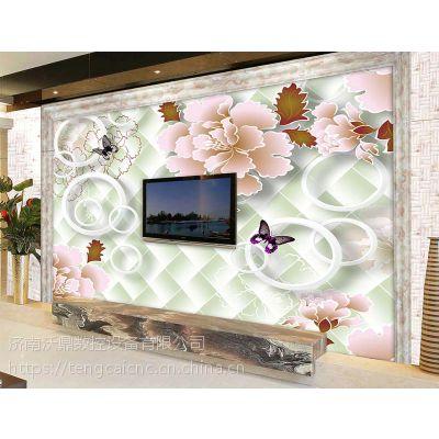 腾彩光磁琉彩一体机 致富设备数码印花机 深圳瓷砖uv打印机厂家