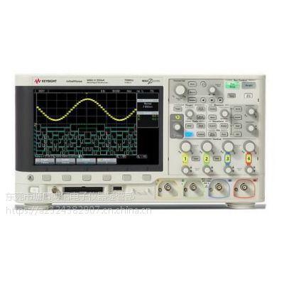 东莞长期出售美国安捷伦DSOX2014A示波器
