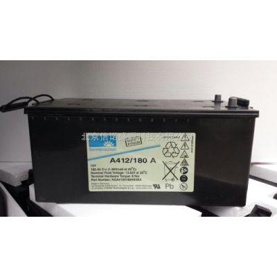 德国阳光蓄电池进口参数 中国销售总部