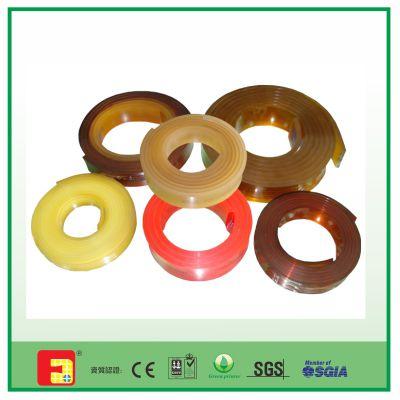 富发厂家直销 优力刮胶 移印/丝印刮胶 胶印耗材