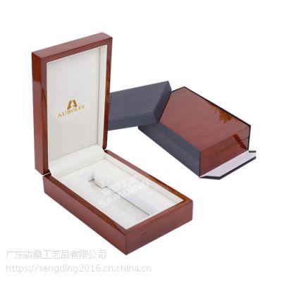 钢琴漆香水盒生产批发定做-冠裕包装