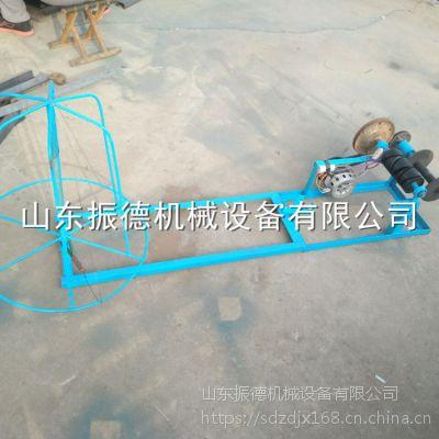供应 优质全自动多功能苇帘机 电动苇杆草帘机 多功能草帘机 振德