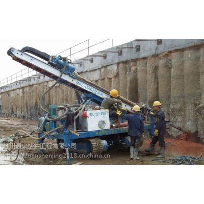 安庆钻井,si1000钻机加空压机打岩石深井,技术精高品质