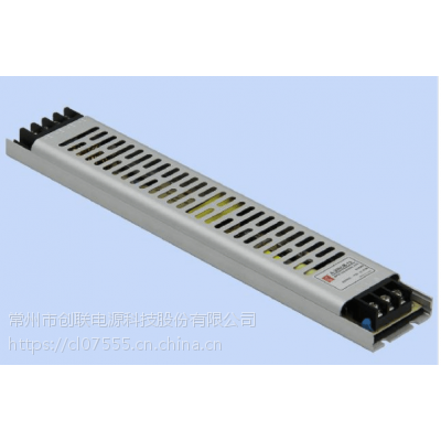 创联电源A-200CF-24,24V 200W 超薄灯箱电源