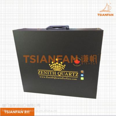 宜度 可定制 色卡箱石英石展示 石材样品箱展示盒 纸板人造石盒 PB103