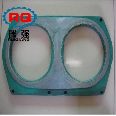 厂家直销混凝土输送泵车配件大象泵车配件C阀眼镜板型号齐全