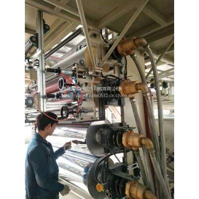 SPC石塑地板设备 pvc石塑地板生产线价格