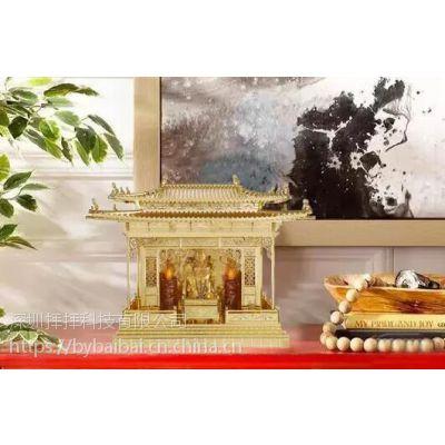 家用佛龛 祈福文化 | 佛缘心愿,传承千年祈福文化