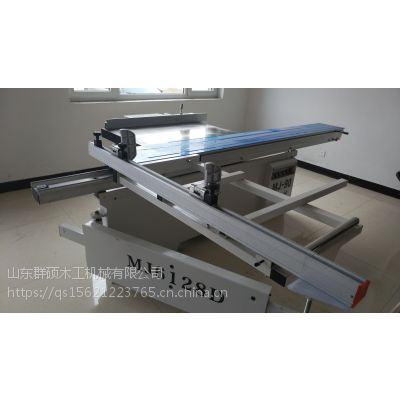 精密推台锯木工开料用裁板锯木工精密锯群硕木工机械