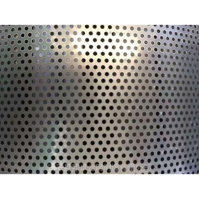 厂家热销不锈钢扣板镀锌冲孔网方型打孔板