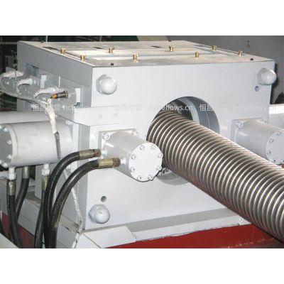 [恒昌软管]水压波纹管成型设备