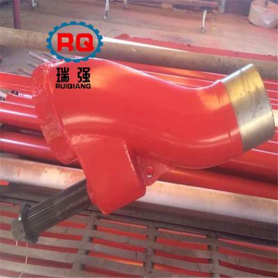 厂家直销混凝土输送泵车配件大象泵车配件S管超耐磨堆焊质量保证
