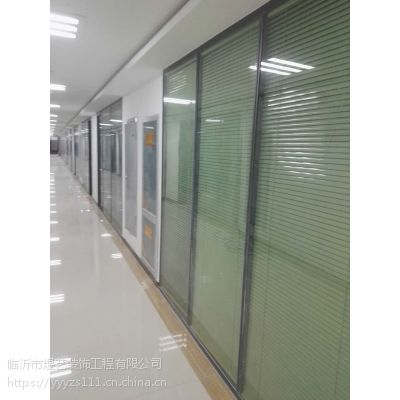 菏泽曹县煜艺玻璃隔断厂家产品设计