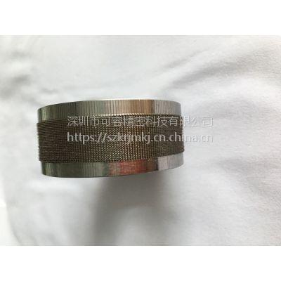 【深圳可容 厂家定做】各种非标滚轮刀模 英文数字钢印字模