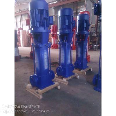 增压泵高压泵25GDL4-11X9电机功率3KW