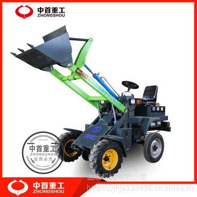 小铲车厂家直销 农用小型装载机 多功能装载机 装卸工具