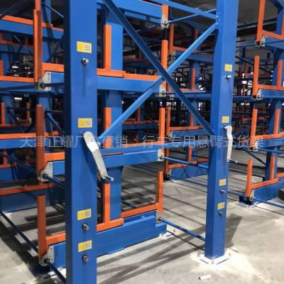 立式板材存放架批发 福建板材货架 抽屉式货架规格 030206