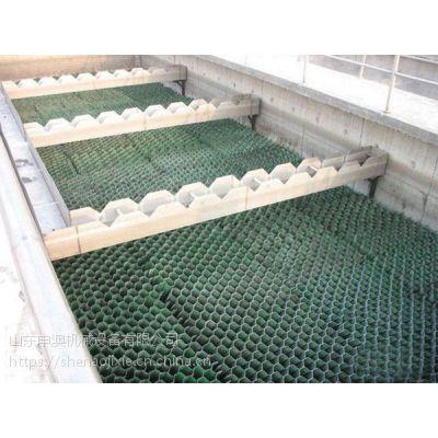 申澳机械污水处理设备斜板(管)沉淀池