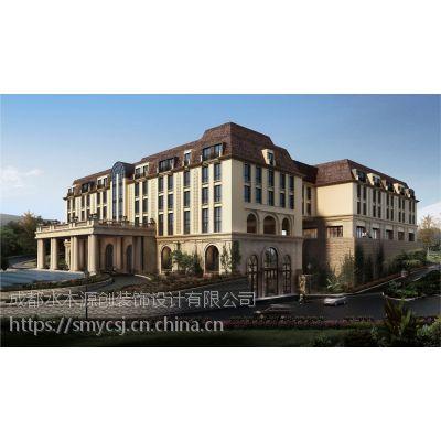 自贡酒店设计公司——水木源创装饰设计