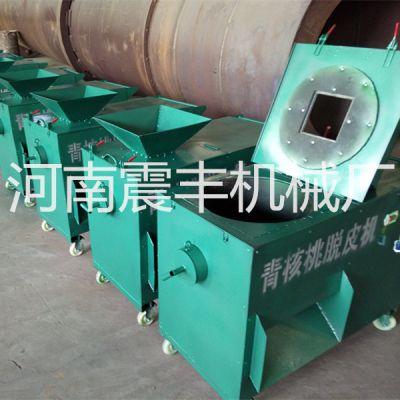 青皮核桃切皮机 核桃清洗机 支持定制 震丰机械厂家直销