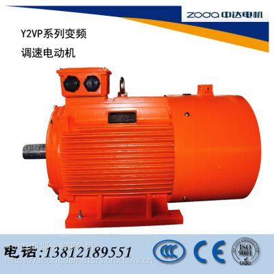 冷却塔专用Y2VP变频系列三相异步电动机中达电机