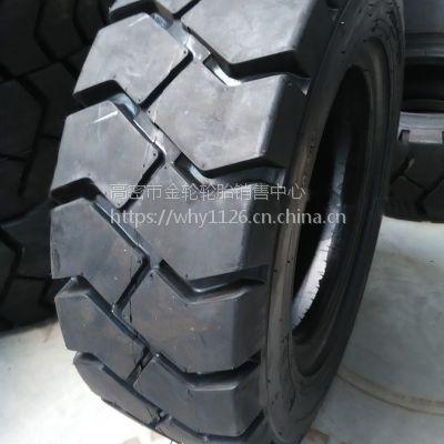 现货销售 4.00-8 叉车专用充气轮胎 工程机械轮胎 全新耐磨电话15621773182