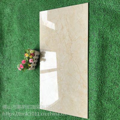 陶瓷薄板瓷砖400x800全抛釉欧式豪华直边酒店墙面瓷砖浴室墙砖