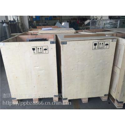 无锡澎湃厂家 定制出口木箱 批发胶合板木箱