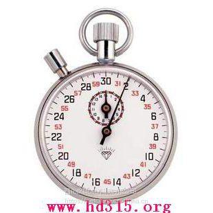 中西dyp 机械秒表(0.1秒,带暂停) 型号:ZS44-803库号:M401101