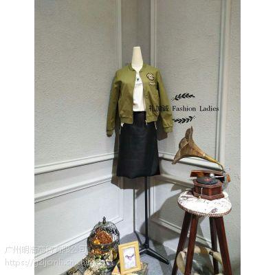 杭州时尚女装如缤一手货源哪里找?广州明浩为您提供如缤秋季新款精品折扣批发