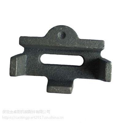 保定金卓阳供应定制水玻璃灰铁砂铸铸件