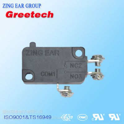 ZING EAR G516A电热水器 电动工具 游戏机 家电微动 开关认证娃娃机