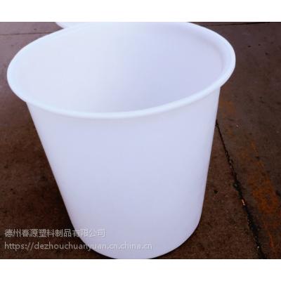 山东200升塑料桶200公斤酱菜桶泡菜桶腌制食品塑料桶