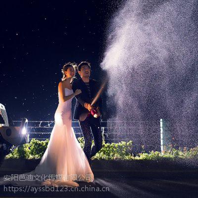 安阳婚纱照哪里比较好 芭迪婚纱摄影
