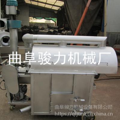 小型全自动瓜子炒货机 大型大豆加工设备 骏力供应 多功能炒货机 型号
