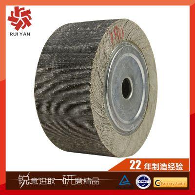 专业生产水磨镍钛合金线材记忆金属千叶轮 抛光钛合金板千页轮