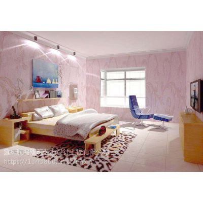 巴国龙庭-住宅家装装饰-现代风格