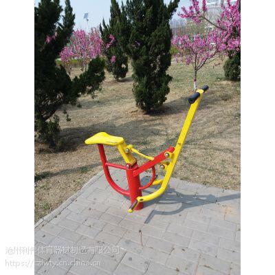 沧州健骑机批发零售 小区公园健身器材生产厂家 健身路径价格